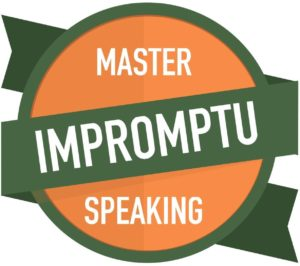 Impromptu Speaking