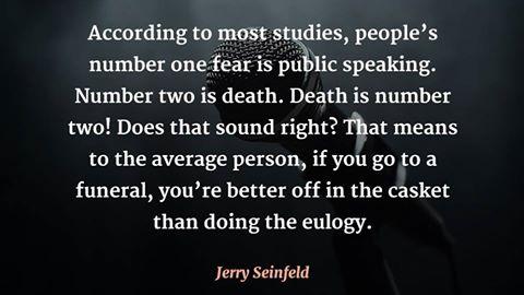 Specialist Speeches – Funerals