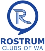 Rostrum Clubs of WA Logo